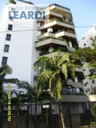 cobertura real parque  - são paulo - ref: 251039