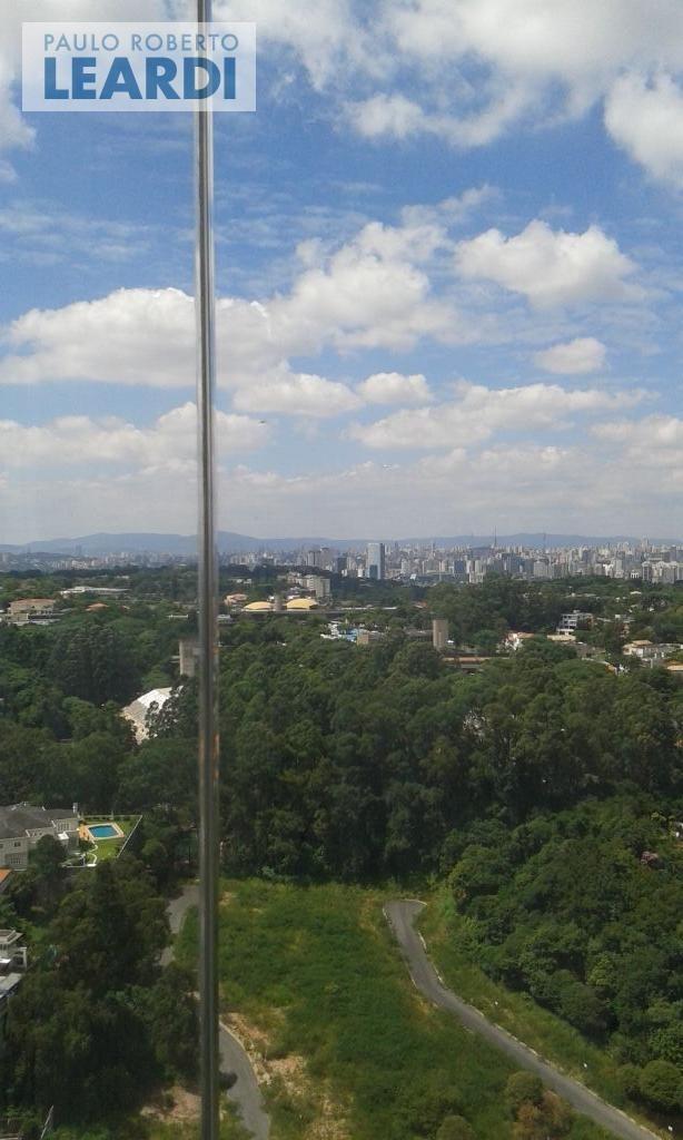cobertura real parque  - são paulo - ref: 454818
