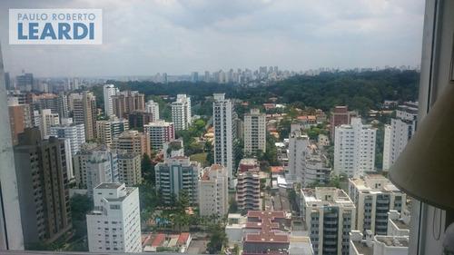 cobertura real parque  - são paulo - ref: 495218