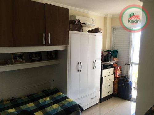 cobertura residencial á venda, canto do forte - co0018