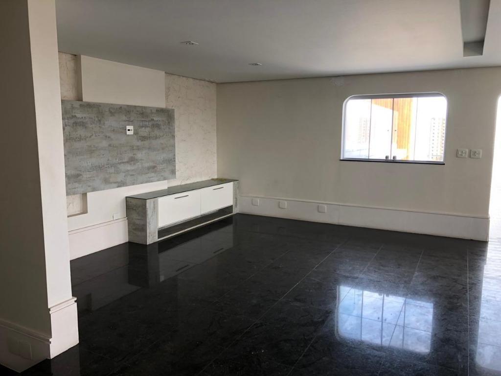 cobertura residencial em são paulo - sp - co0042_prst