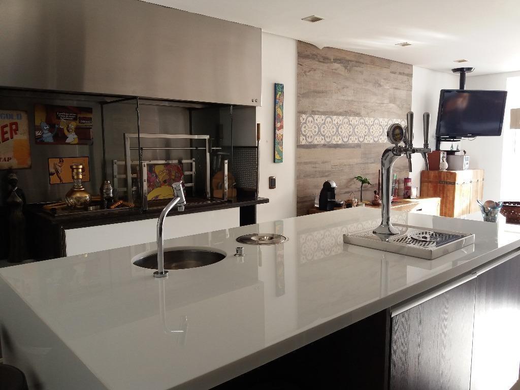 cobertura residencial em são paulo - sp - co0061_prst