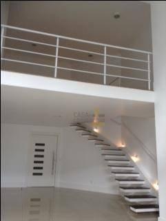 cobertura residencial para locação, brooklin, são paulo - co0271. - co0271
