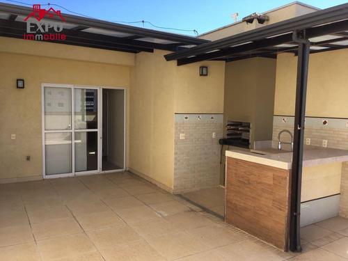 cobertura residencial para locação, cambuí, campinas - ap0444. - co0015