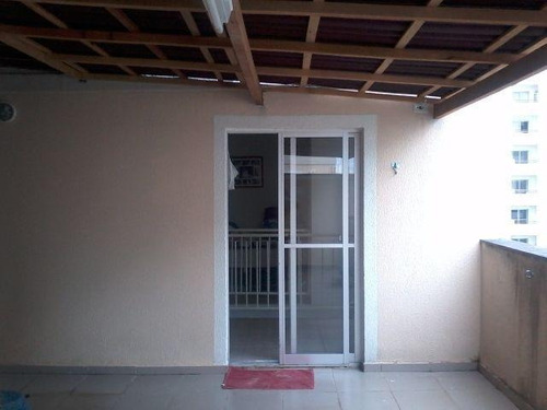 cobertura  residencial para locação, conjunto residencial trinta e um de março, são josé dos campos. - co0004