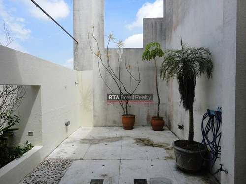 cobertura residencial para locação, jardim prudência, são paulo. - co0007