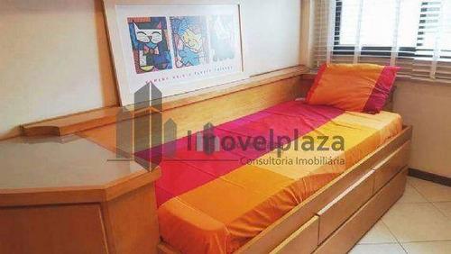 cobertura residencial para locação, recreio dos bandeirantes, rio de janeiro - co0025. - co0025