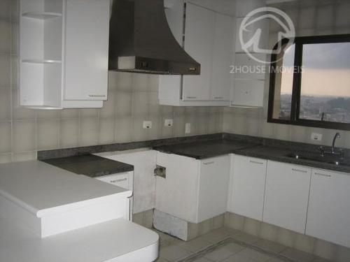 cobertura residencial para venda e locação, alto da boa vista, são paulo - co0016