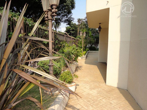 cobertura residencial para venda e locação, alto da boa vista, são paulo - co0530