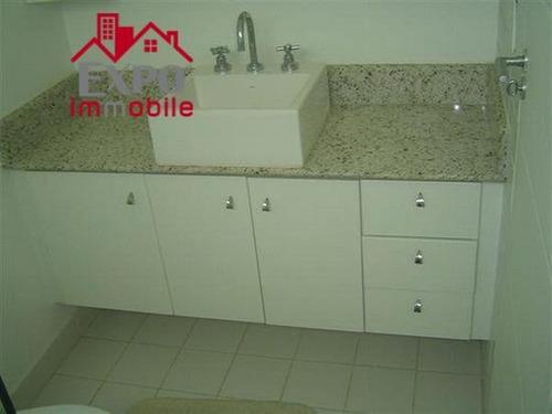 cobertura residencial para venda e locação, cambuí, campinas. - co0001
