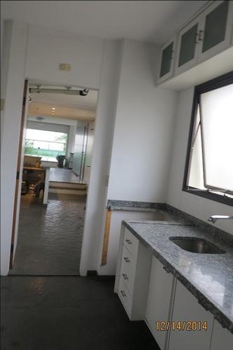 cobertura residencial para venda e locação, campo belo, são paulo - co0490. - co0490