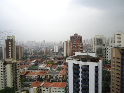 cobertura residencial para venda e locação, chácara klabin, são paulo - co0034. - co0034