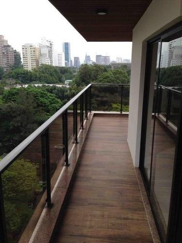 cobertura residencial para venda e locação, itaim bibi, são paulo - co0009. - co0009