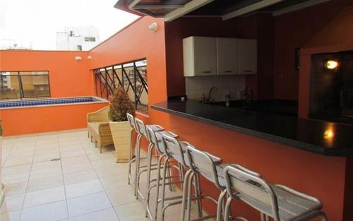 cobertura residencial para venda e locação, morumbi, são paulo.