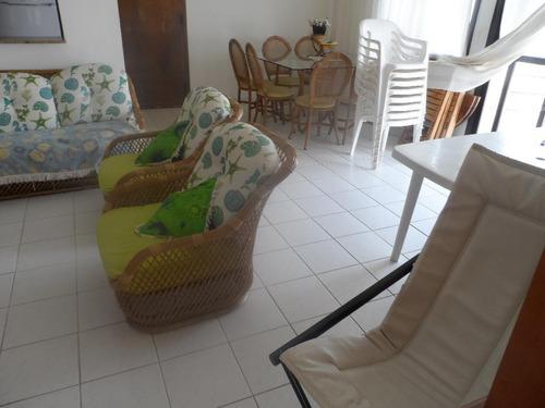 cobertura residencial para venda e locação, nas astúrias, guarujá. - co0096