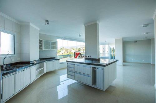 cobertura residencial para venda e locação, vila loanda, atibaia - co0004. - co0004