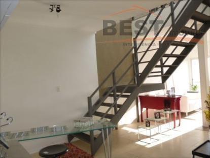 cobertura residencial para venda e locação, vila suzana, são paulo. - co0178