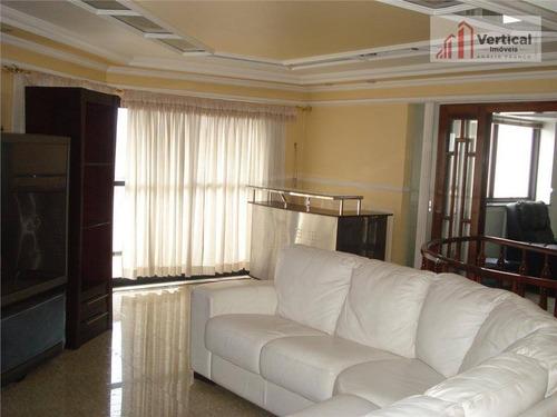 cobertura residencial à venda, água rasa, são paulo - co0138. - co0138