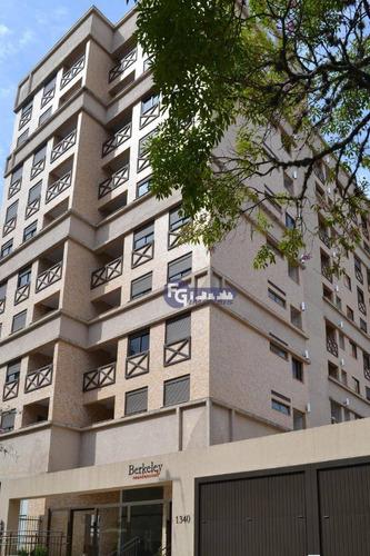 cobertura residencial à venda, alto da rua xv, curitiba. - co0042