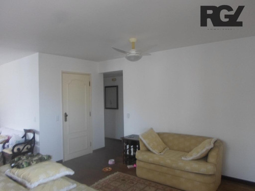 cobertura residencial à venda, aparecida, santos. - co0155