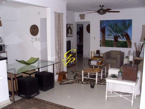 cobertura residencial à venda, astúrias, guarujá - co0046. - co0046