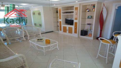 cobertura residencial à venda, aviação, praia grande. - co0002