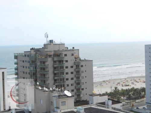 cobertura  residencial à venda, aviação, praia grande. - co0004
