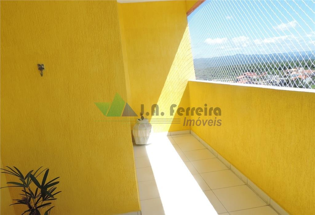 cobertura  residencial à venda, balneário três marias, peruíbe. - codigo: co0001 - co0001