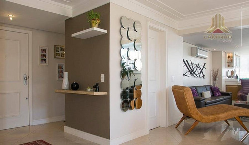 cobertura residencial à venda, bela vista, porto alegre. - co0233