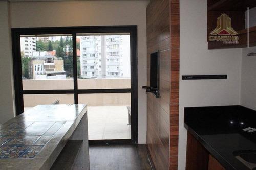 cobertura residencial à venda, bela vista, porto alegre. - co0444