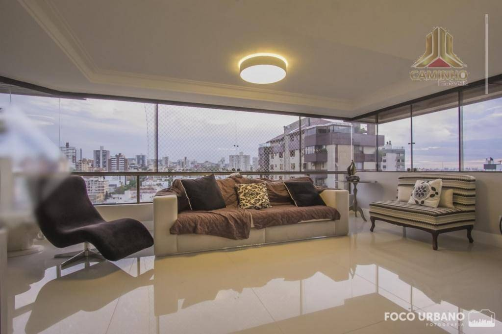 cobertura residencial à venda, bela vista, porto alegre. - co0445