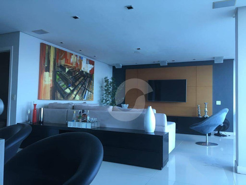 cobertura residencial à venda, boa viagem, niterói. - co5721