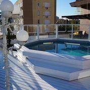cobertura residencial à venda, boa vista, porto alegre. - co0252