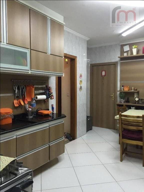 cobertura residencial à venda, boqueirão, santos - co0019. - co0019