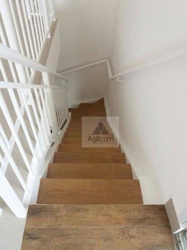 cobertura residencial à venda, brooklin novo, são paulo. - co0002