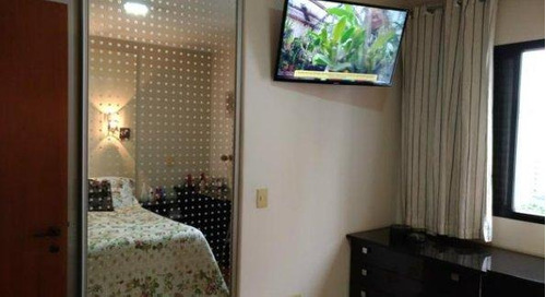 cobertura residencial à venda, brooklin paulista, são paulo. - co0024
