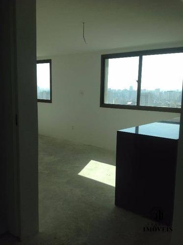 cobertura residencial à venda, brooklin, são paulo. - co0008