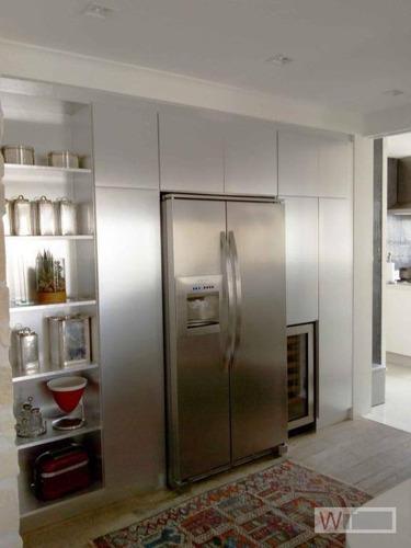 cobertura residencial à venda, brooklin, são paulo. - co0060