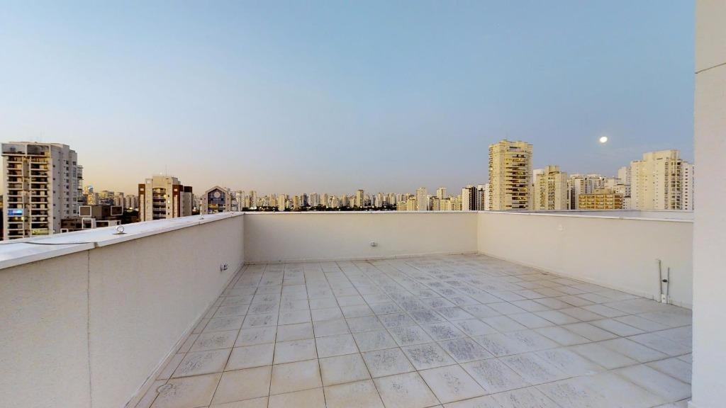cobertura residencial à venda, brooklin, são paulo - co0092