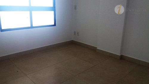 cobertura residencial à venda, cabo branco, joão pessoa. - co0044