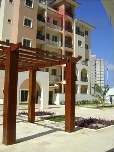 cobertura residencial à venda, cambeba, fortaleza - co0016. - co0016