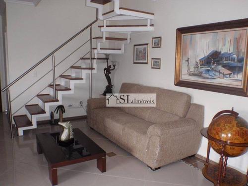 cobertura residencial à venda, cambuí, campinas. - co0028