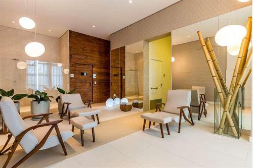 cobertura residencial à venda, campo belo, são paulo. - co0028