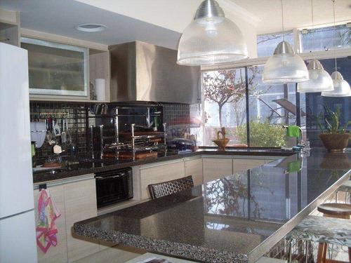 cobertura residencial à venda, campo belo, são paulo - co0034. - co0034