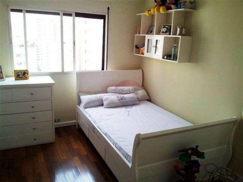 cobertura residencial à venda, campo belo, são paulo - co0053. - co0053