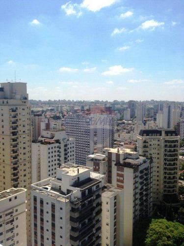 cobertura residencial à venda, campo belo, são paulo - co0055. - co0055