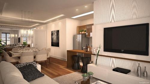 cobertura residencial à venda, campo comprido, curitiba. - co0094