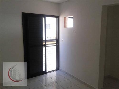 cobertura residencial à venda, campo da aviação, praia grande - ap0049. - co0023