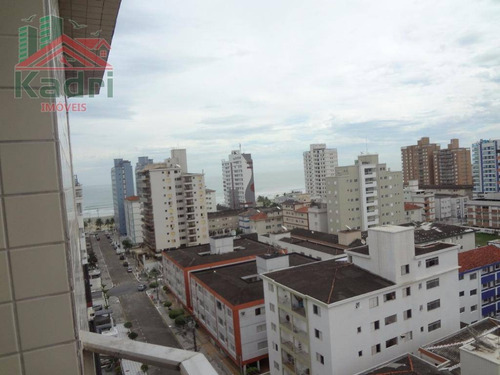 cobertura residencial à venda, canto do forte, praia grande. - co0013
