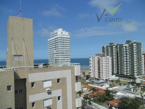 cobertura  residencial à venda, canto do forte, praia grande. - codigo: co0008 - co0008